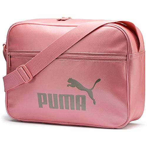 Puma Damen WMN Core Up Reporter umhängetasche, Bridal Rose-Metallic, OSFA