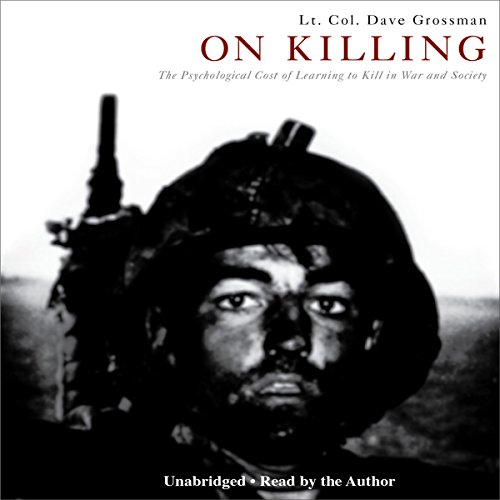 On Killing audiobook cover art