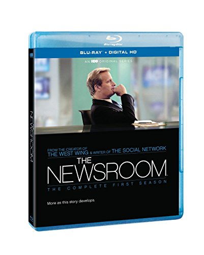 Newsroom, The: Season 1 (BD Select) [Blu-ray]