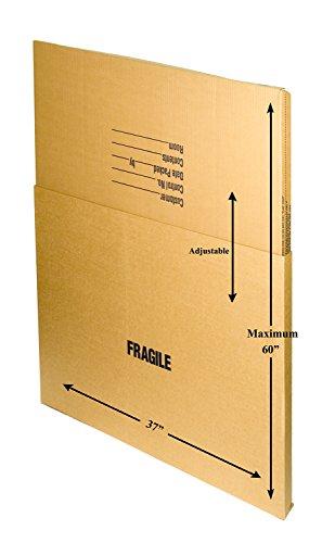 EcoBox Adjustable Picture/Mirror Box (V-9681) Photo #2