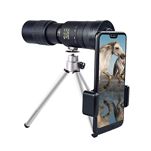 4K 10-300X40mm Super Teleobjetivo Zoom Telescopio monocular...