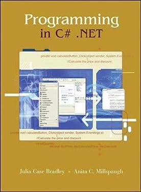 Programming C# .NET w/Student CD & 5-CD C# .NET software