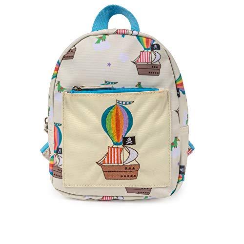 Pink Lining Kinderrucksack Mini Backpack Pirates mit Sicherheitsleine