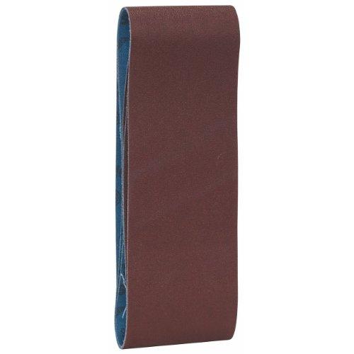 Preisvergleich Produktbild Bosch Professional Schleifband für Bandschleifer Holz und Farbe Best for Wood and Paint (3 Stück,  Körnung 150,  X440)