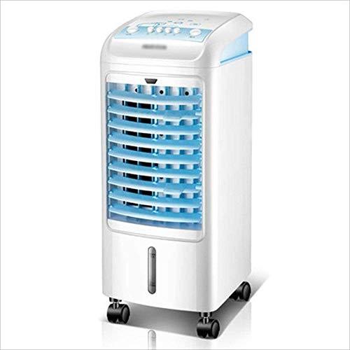 Mini Aire Acondicionado Portátil, Aire acondicionado, móvil, sin manguera refrigeradora mecánica / de refrigeración portátil Aire acondicionado Humedad móvil Humedad Refrigeración 75W ,Ventilador de E