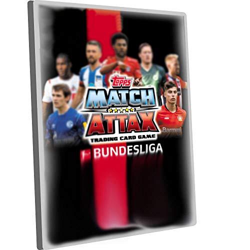 CAGO Topps Match Attax 2019/20 - Leere Sammelmappe - Deutsch