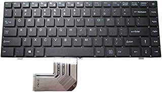 Laptop Keyboard for Jumper for EZBook 3L Pro 343000075 DK-Min 300E Ver:01 DOK English US Without Frame
