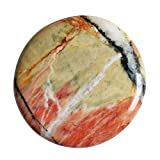 Cabujón de jaspe de piel de serpiente, tamaño 31x31x4.5 mm, colgante de piedra, mejor precio, Proveedores de manualidades, Fabricación de joyas Gesmtone, 24901