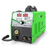 Soldador MIG MIG185 Gas/sin gas 220V 1 kg / 5 kg Gas y sin gas MIG/Stick/Lift Soldador TIG 4 en 1 Núcleo de flujo/alambre sólido Máquina de soldadura de inversor MIG MMA MIG MAG
