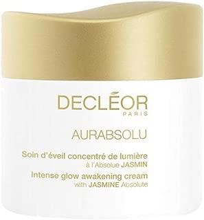Decleor Aurabsolu Intense Glow Awakening Cream, 1.7 Ounce