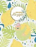Meine liebsten Rezepte: Leer Rezeptbuch zum Selberschreiben für Familie