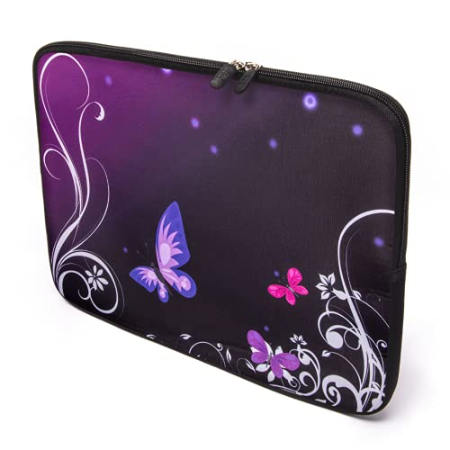 """15"""" 15.6"""" inch Laptop Sleeve Case Bag Compatible with Apple MacBook air pro Dell Lenovo Samsung Asus Computer Tablet Ipad"""