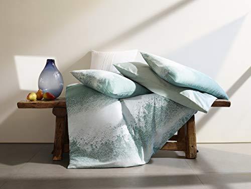 Calvin Klein Baltic Funda de edredón, Cotton, Tide, 260x240 cm