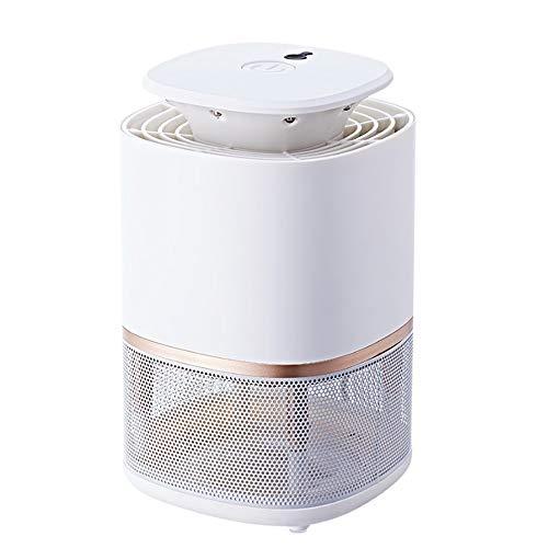 LGOO1 USB aufladbare LED-Moskito-Mörder-Lampe keine Strahlung UV-Photokatalysator Moskito Zapper Licht Smart Touch Inhaled Schädlingsbekämpfung Flycatcher Tragbarer Intelligent Physical Repellent Gerä