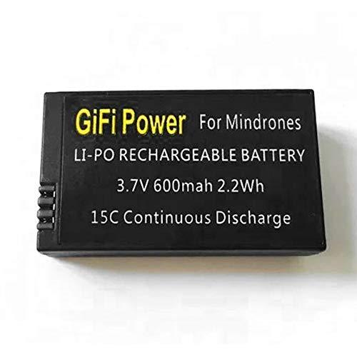 TOPCHANCES Paracity, 3.7v 600mAh Battery pour Parrot...
