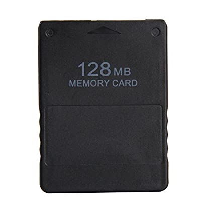 Pathson High Speed 128 Memory Card for Sony Playstation2 PS2