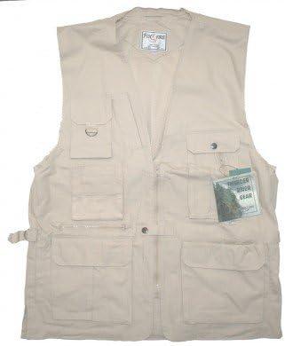 FOXFIRE Ultimate Vest In 3 Colors #UVC Tan, XLT
