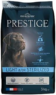 PRO-NUTRITION PRESTIGE MEDIUM LIGHT / STERILIZED DOG DRY FOOD 3 KG