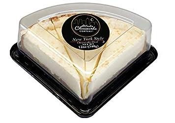 Atlanta Cheesecake New York Quarter Cheesecake, 12 Oz