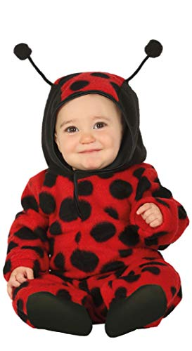 Guirca 88399 - Mariquita Baby Talla 6 12 Meses