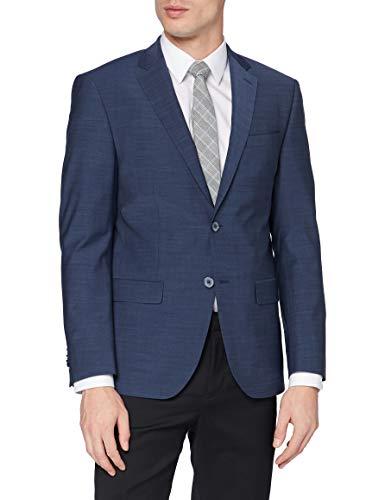 Daniel Hechter Herren Jacket NOS New Anzugjacke, Blau (Midnight Blue 690), 54