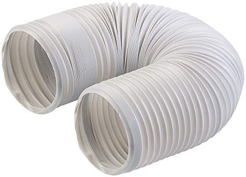 Sichler Exclusive Zubehör zu Klima-Geräte: Universeller Luft-Schlauch für Monoblock-Klimaanlagen, 3 Meter (Klimageräte für draußen)
