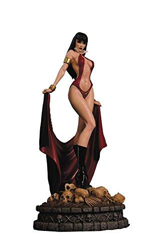 Vampirella Women Dynamite Statue Diamond Eye Edition