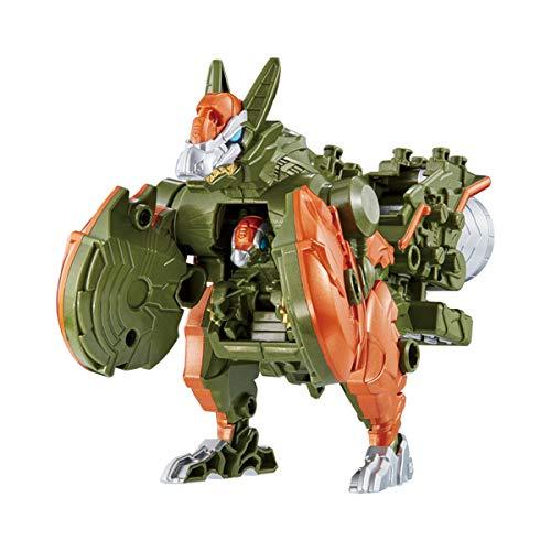 『騎士竜戦隊リュウソウジャー 騎士竜シリーズ10 DXパキガルー』の6枚目の画像