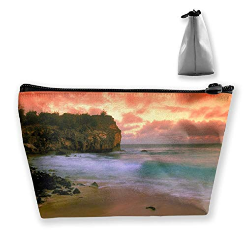 Cute Receive Bag Tropical Beaches of Puerto Rico Hanging Bags