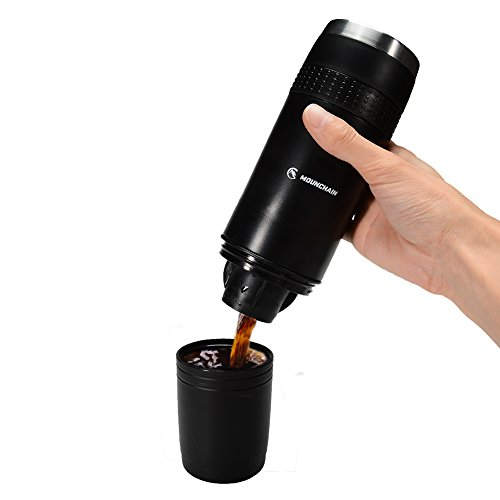 Mounchain Battery Travel Coffee Maker
