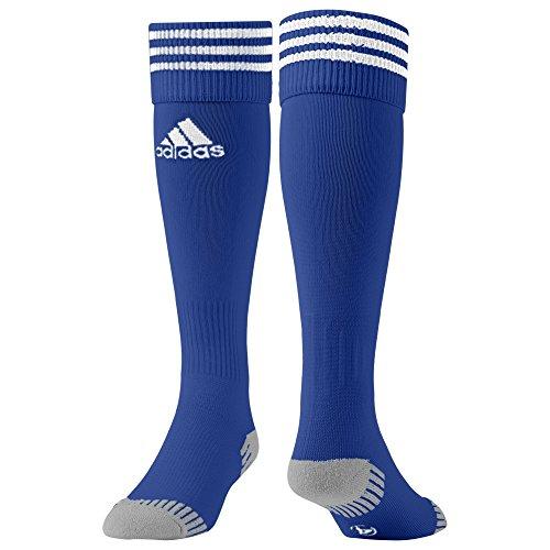 adidas Adisock 12, Medias para Hombre, Azul marino / Blanco (Cobalt / White), 37-39 EU, 1 par