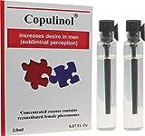 COPULINOL 2.0ml + 2.0ml 100% de feromona para mujeres atraer hombres infundidos para ella