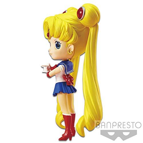 Banpresto 35912 Pretty Guardian Sailor Moon Q Posket Figure, Multicolor