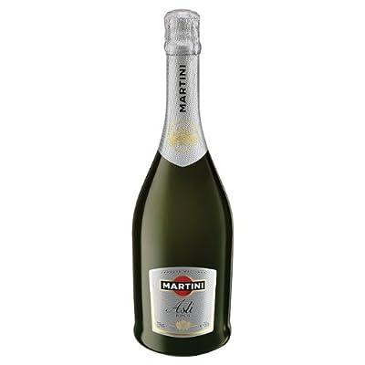 Martini Asti Spumante Sparkling Wine Moscato Bianco 75 cl (Case of 6)