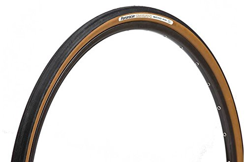 Panaracer Gravel King Folding Reifen, schwarz/braun, Size 700 x 38C