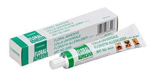 Schreiber Deko Oasis® Floralkleber 50ml Tube für Blattwerk Floraler Kaltkleber