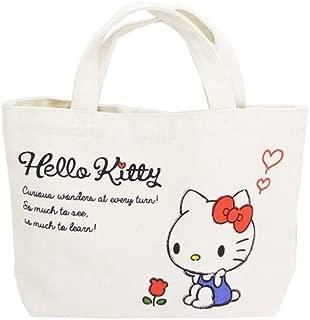 K Company Sanrio Hello Kitty Mini Tote Bag Color Sketch