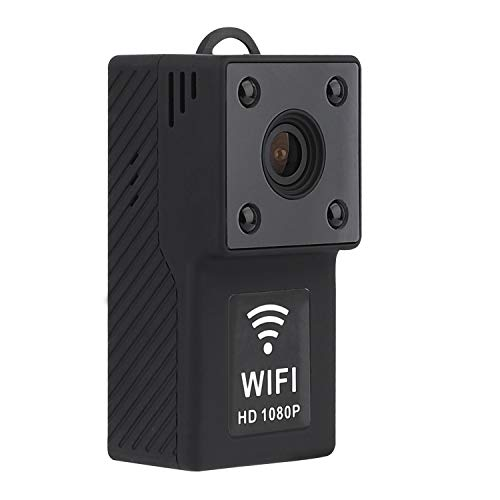 Read About Hidden Camera Spy Camera, CHSMONB WiFi 1080P HD Nanny Cam Surveillance Camera with Night ...