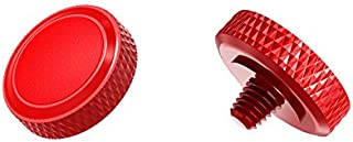 Soft Release Button. Gatillo ergonómico. * Cuero artificial y cobre * Entre otras cosas para Fujifilm Fuji X100F X-T20 X-T2 X-PRO2 X100T X-E3 XPRO-1 X-T10 X100 X100S X-E2S X30 X20 X10