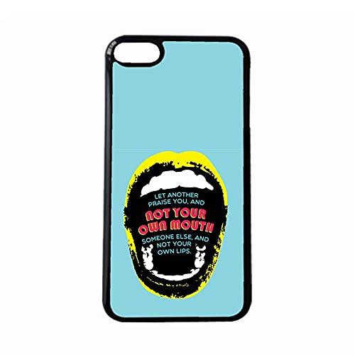 Generic Paraurti Casse del Telefono in Plastica Rigida Avere Idea Compatibile per iPhone 7 P/ 8 P Guy