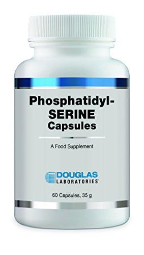 Fosfatidil serina tapas - 60 cápsulas - Douglas laboratorios
