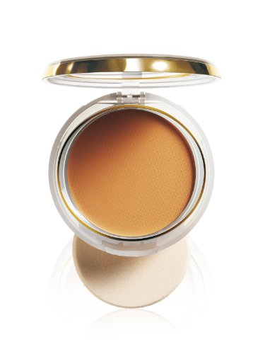 Crema, polvere, compatta, base per tutti i tipi di pelle–Formula per lisciare, SPF 10. 9