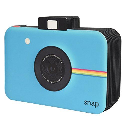 Polaroid Snap Azul álbum de Foto y Protector - Álbum de fotografía (Azul, 10 Hojas, 1 Pieza(s), 228,6 mm, 139,7 mm)