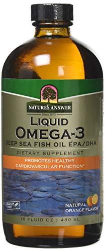 Nature\'s Answer Omega 3 Liquid 480ml
