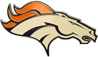 Siskiyou Denver Broncos Large Logo Hitch Cover