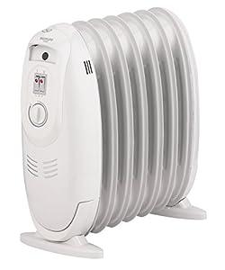 Bastilipo MRA-900 Radiador de fluido, 900 W, Acero, Blanco