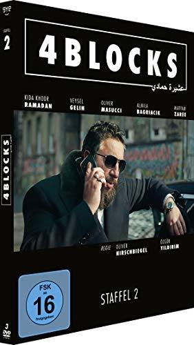 Staffel 2 (FSK 16) (3 DVDs)