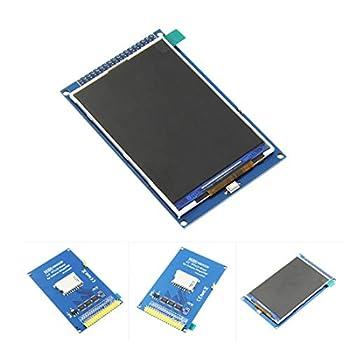 HiLetgo 3.5  TFT LCD Display ILI9486/ILI9488 480x320 36 Pins for Arduino Mega2560