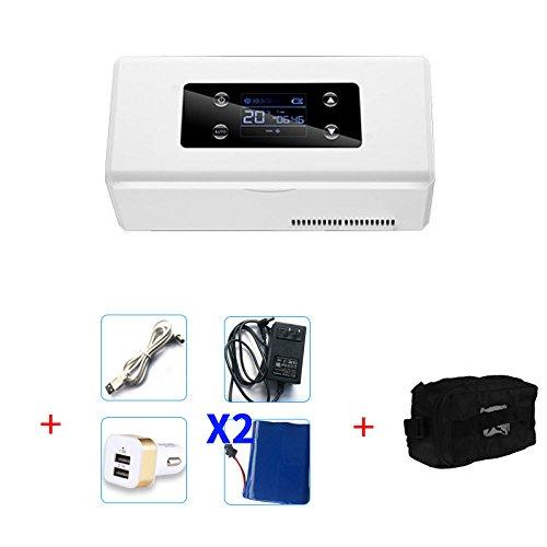 Mini-Kühlschränke Medizin-Kühlschrank Und Insulin-Kühler Für Auto Reise Haus - Tragbarer Auto-Kühlungs-Kasten/Kleiner Reise-Kasten Für Medikation HighEdition
