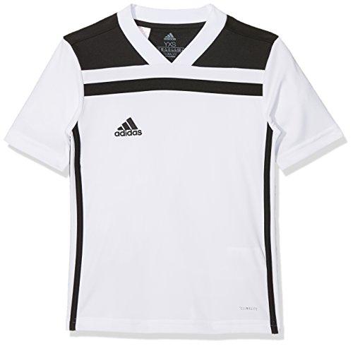 adidas Kinder Regista 18 Trikot, White/Black, 116